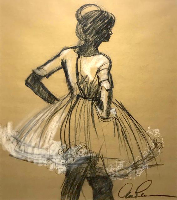 , 'Ballerina No. 1,' 1969, Castelli Art Space