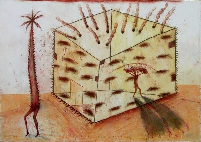 , 'Paso Dificil Fuera de Casa,' 2015, Swerdlow Art Group