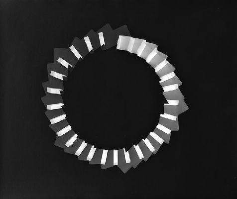 , 'Domino effecct III.,' 2014, Inda Gallery