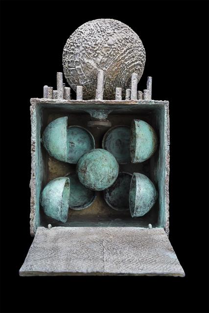 Jim Amaral, 'Cubículo ', 2014, Galería La Cometa