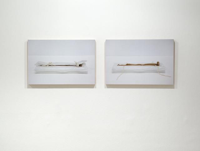 , 'Promenade (et promess),' 2016, Rosa.Santos