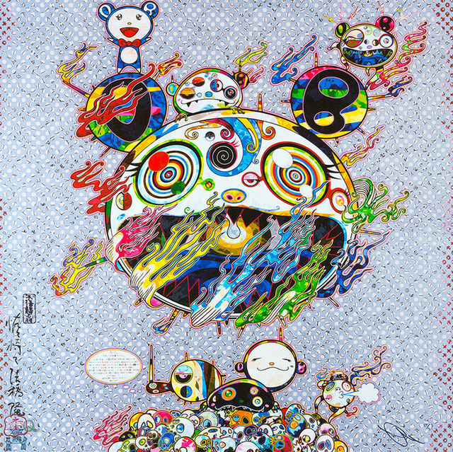 Takashi Murakami | CHAOS (2016) | Available for Sale | Artsy