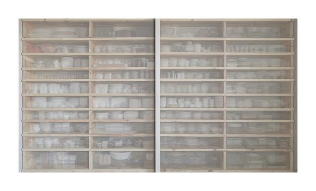 , 'Engram-fd1611,' 2016, JJ Joong Jung Gallery