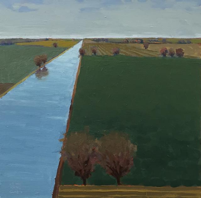 John Karl Claes, 'Winter', ÆRENA Galleries and Gardens