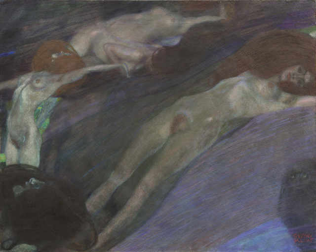 , 'Moving Water,' 1898, Galerie St. Etienne