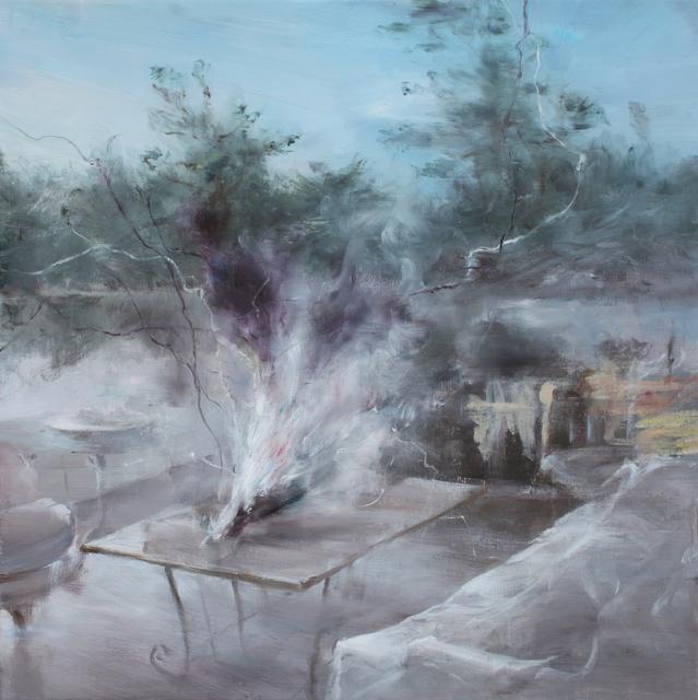 Fu Site 傅斯特, 'Terrace 露台', 2017, W.Ming Art