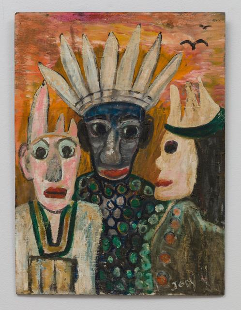 , 'Sudden Goose,' ca. 1955-60, The Good Luck Gallery