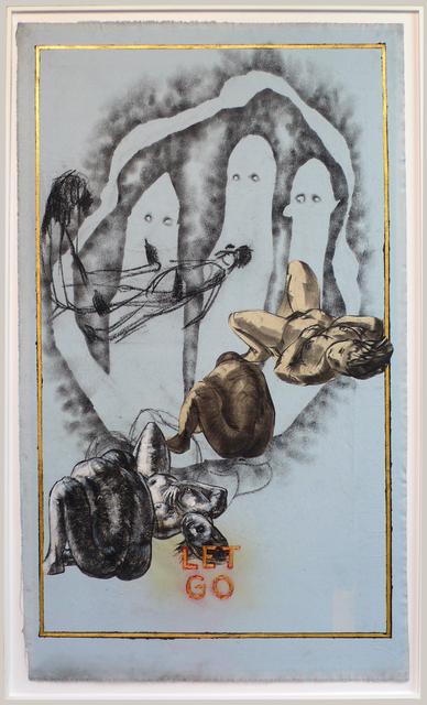, 'Figurative Speech. Let Go #2,' 2012, Galerie Nathalie Obadia