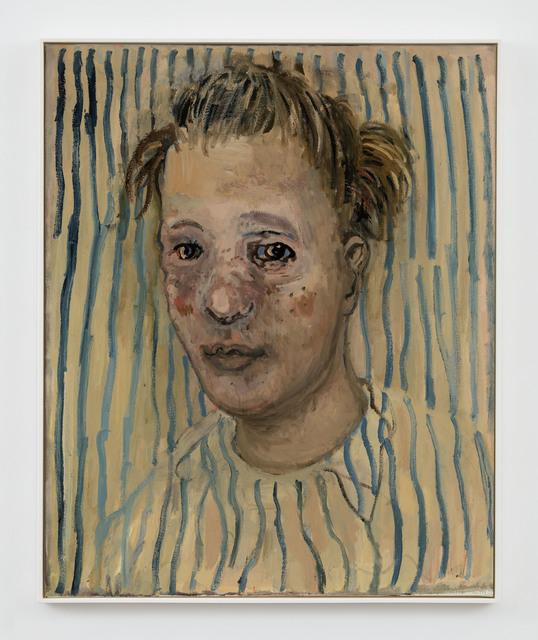, 'Girl,' 2019, Marianne Boesky Gallery