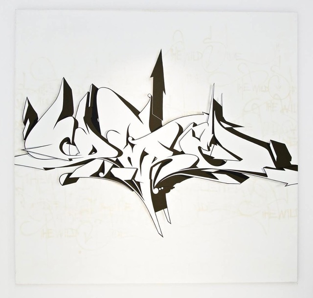 , 'make your mark,' 2009, KOLLY GALLERY
