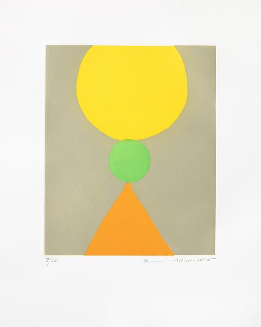 , 'Poids du monde (Le) V,' 2018, Cristea Roberts Gallery