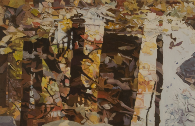 , 'Fall,' 1985, Walter Wickiser Gallery