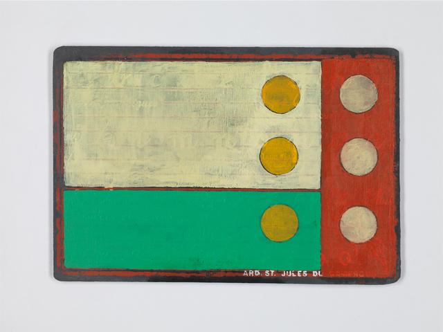 ", 'Untitled (Part of diptych) Series: ""Suite Camerounaise"" ,' 2012-2014, Geukens & De Vil"