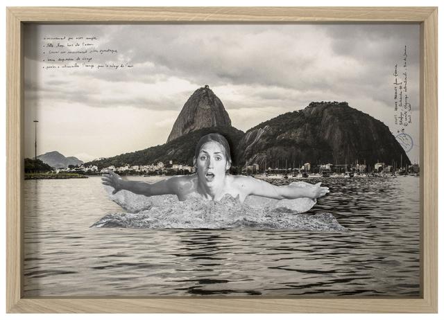 , 'GIANTS, Léonie PERIAULT from France, Botafogo, Recherche #4 © Comité international Olympique, Rio de Janeiro, Brazil, 2017,' 2017, Lazinc