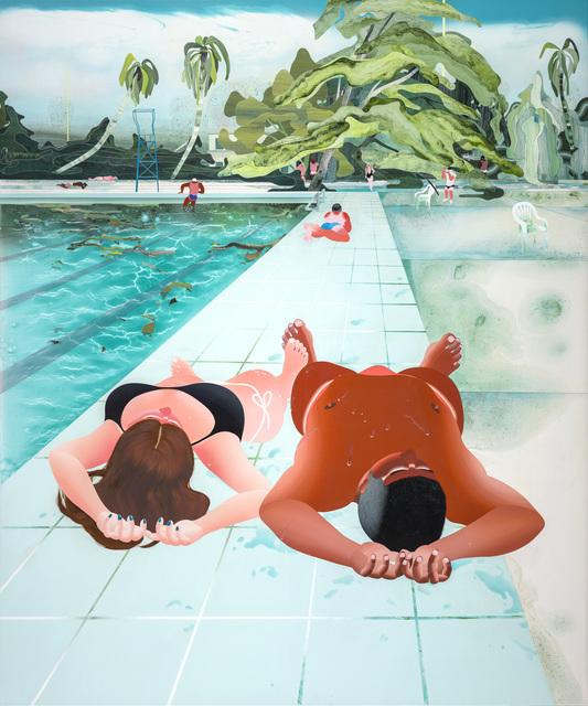 , 'Summer Air,' 2018, Aki Gallery