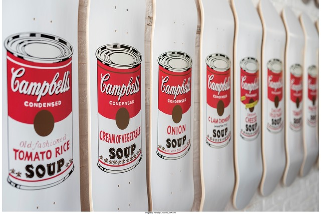 Andy Warhol, 'Campbell's Soup Cans', Other, Set of 32 decks, Heritage Auctions