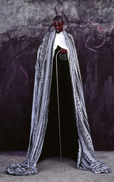 , 'Rey Bouba,' 2010, Hafez Gallery