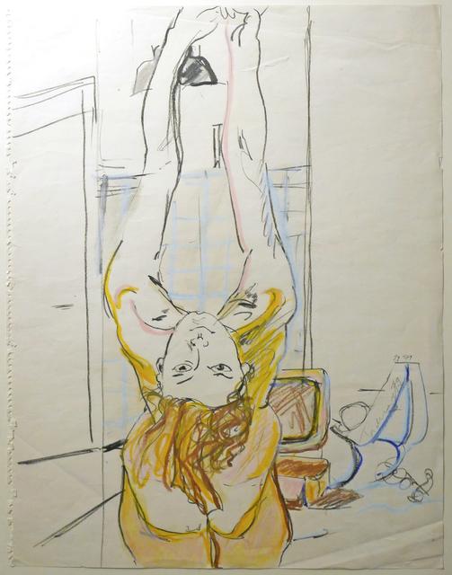 , 'O. T. (Akt, 1979),' 1979, Galerie Ostendorff