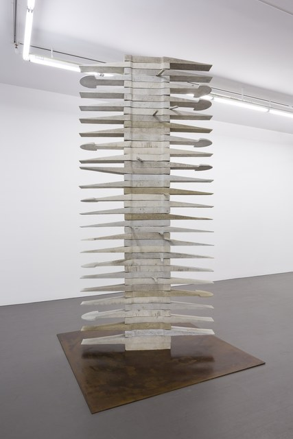 , 'Mechanical Disadvantage II,' 2012, Wallspace