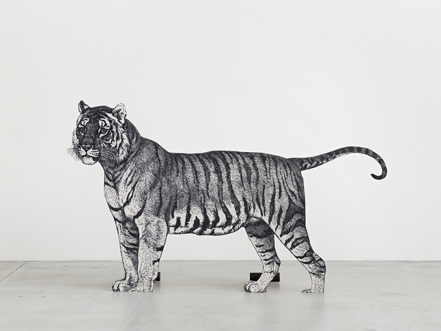 , 'Bestiary,' 2013, Galleri Nicolai Wallner