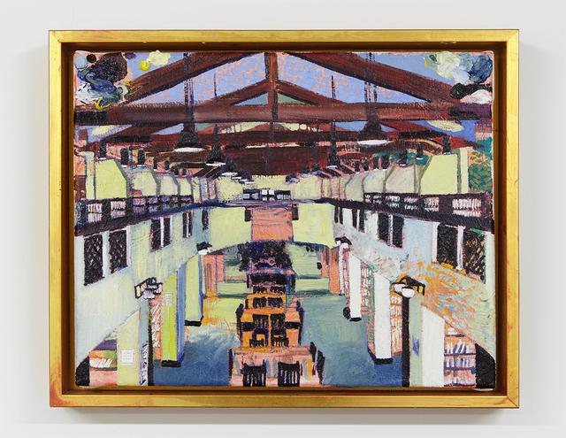 , 'Arroyo Seco Regional Branch Library (Ketamine),' 2014, Klowden Mann