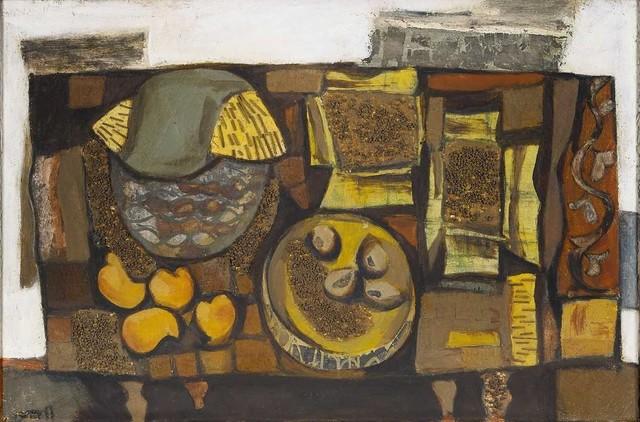 , 'Still Life with Mangoes,' 1961, DAG