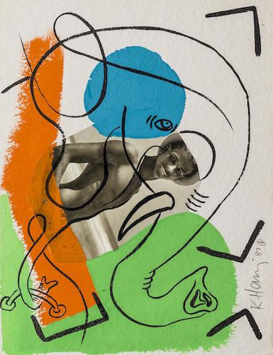 , 'Untitled (Elephant),' 1987, Jerome Zodo Gallery
