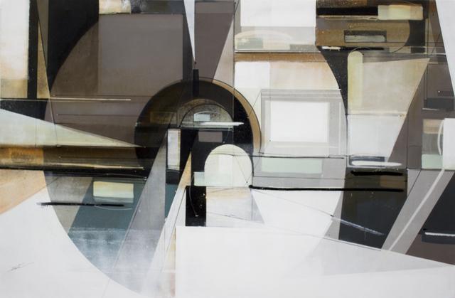 , 'Sistema abrasivo,' 2014, Celaya Brothers Gallery