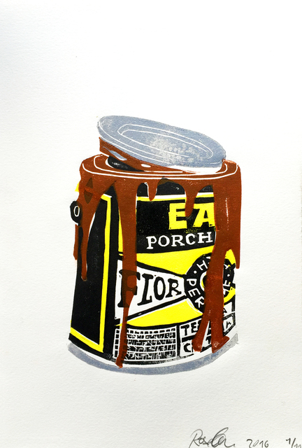 , 'Paint Can (Jackson Pollock),' 2016, V1 Gallery