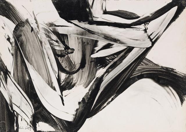 Karl Otto Götz, 'Untitled', 1955, Engelage & Lieder