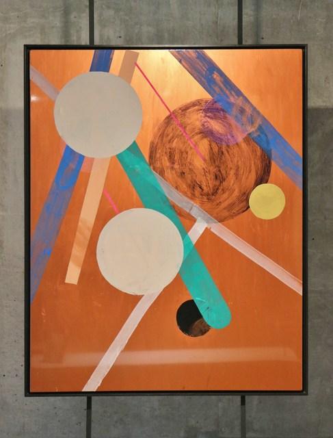 Federico Lanzi, 'Sin título', 2016, Museo de Arte Contemporáneo de Buenos Aires