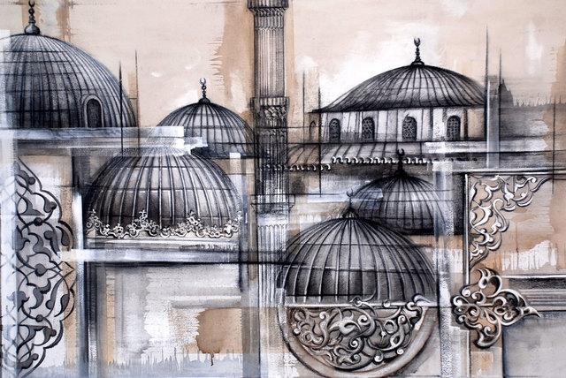 İrem İncedayı, 'Istanbul', 2012, Ekavart Gallery