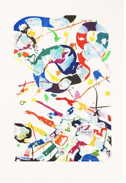Sam Francis, 'Untitled (SFE-084)', 1992, Print, Etching, Christopher-Clark Fine Art