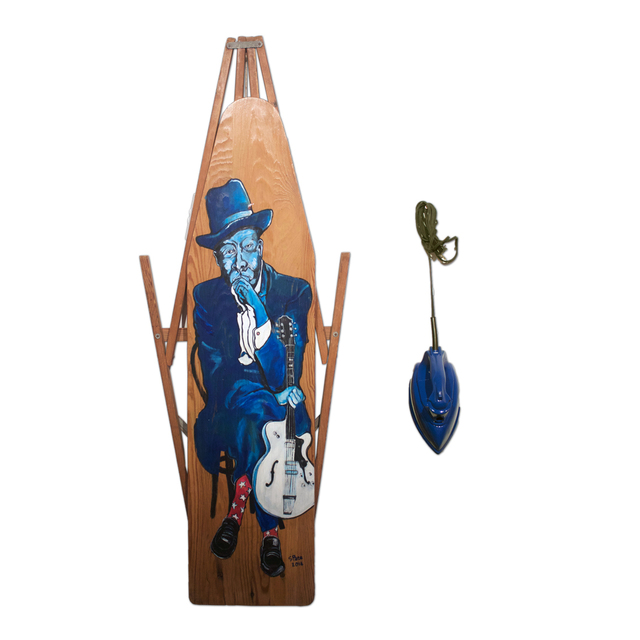 , 'Ironing Board Blues,' , Gallery 38