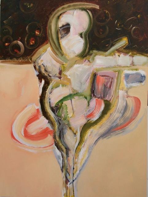 , 'Figure 1837,' 2016, Joshua Tree Art Gallery