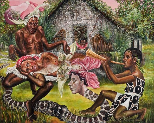 , 'Chocolat Plantation, Sapelo Island,' 2019, RJD Gallery