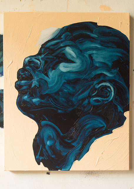 , 'Blue,' , 1963 Gallery