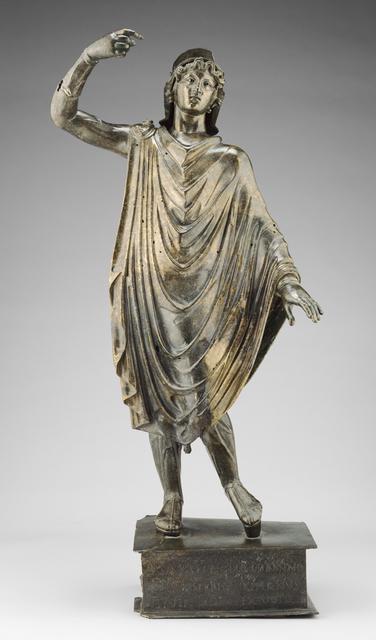 'Statuette of Mars-Cobannus', 125 -175, J. Paul Getty Museum