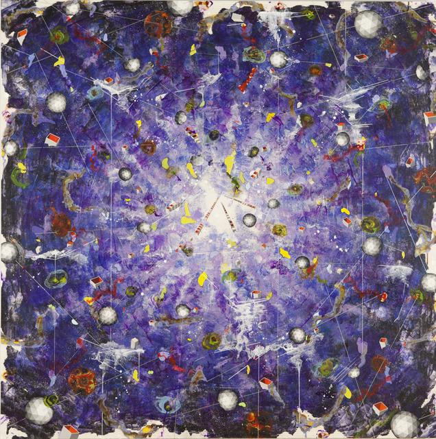 Linda Mieko Allen, 'Atmospherics XIX (ultra violet)', 2011, Nancy Hoffman Gallery