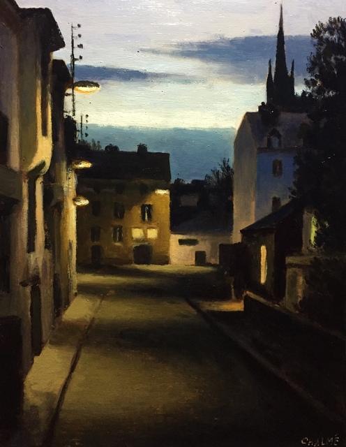 Marc Chalmé, 'Aube', Hugo Galerie