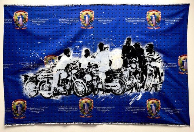 RICARDO KAPUKA, 'WHEEL OF LIFE', 2019, ELA - Espaço Luanda Arte