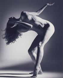 Untitled (Dancing Nude)