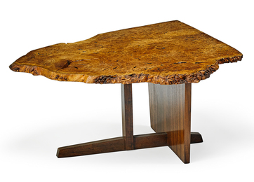 Exceptional Minguren II end table, New Hope, PA