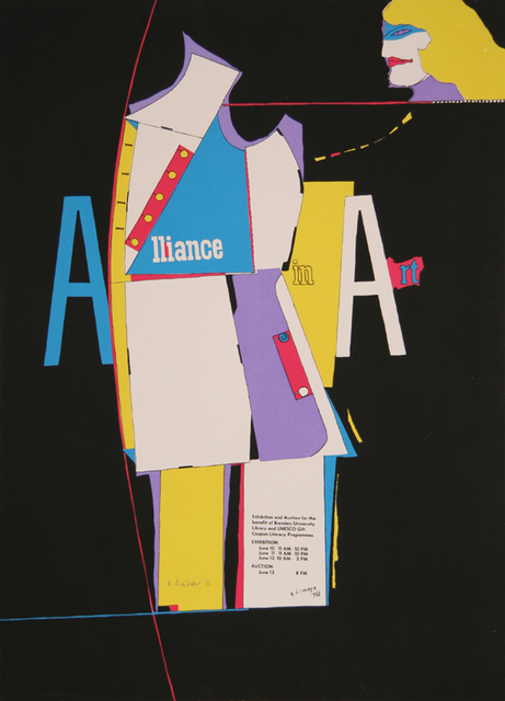 Richard Lindner, 'Alliance in Art', 1968, RoGallery