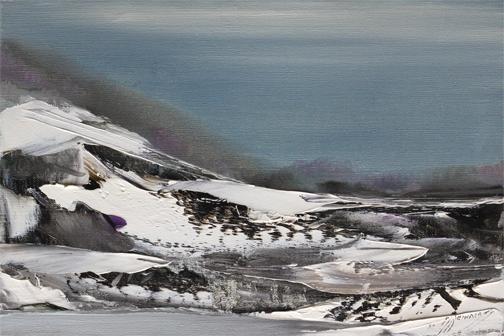, 'WINTER LANDSCAPE,' , Roberts Gallery Ltd.
