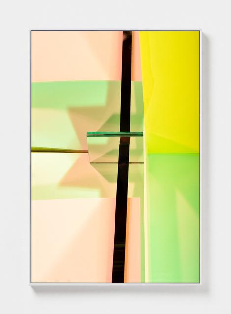 , 'Teal Slice,' 2019, ARC ONE Gallery
