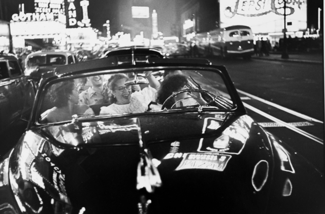 , 'Broadway Convertible, New York, c.1949,' 1949, Michael Hoppen Gallery