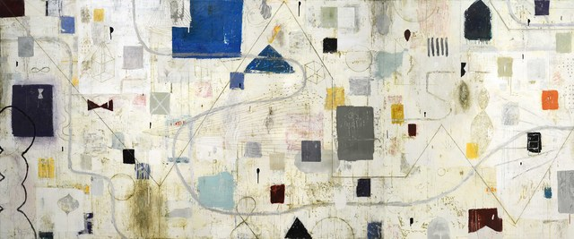 , 'Blue Day,' 2017, Caldwell Snyder Gallery