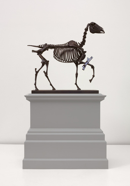 Hans Haacke, 'Gift Horse, Model for Fourth Plinth, Trafalgar Square, London', 2013, Paula Cooper Gallery