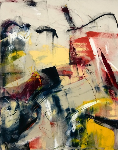 , 'Unprimed I,' , The McLoughlin Gallery